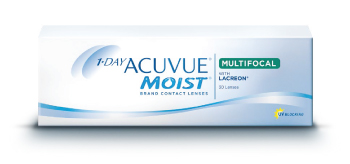 Lenti a contatto 1-DAY ACUVUE® MOIST MULTIFOCAL